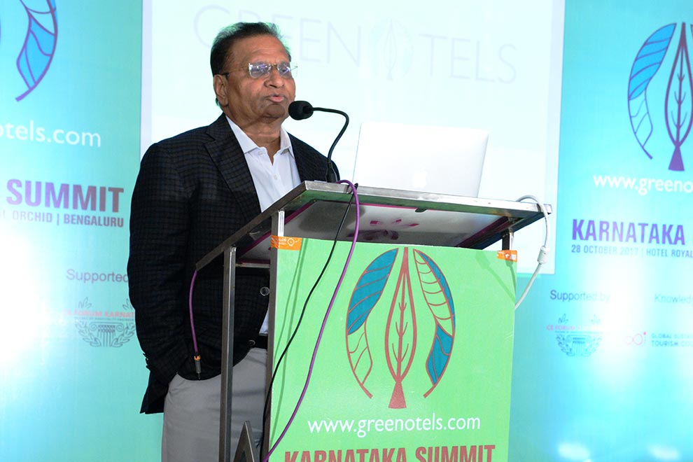 GreenOtels Northern Summit 2017, Bengaluru