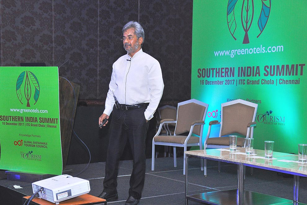 GreenOtels Northern Summit 2017, Chennai