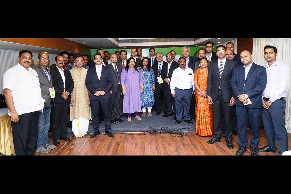 GreenOtels Telangana City Meet November, 2017- Hyderabad