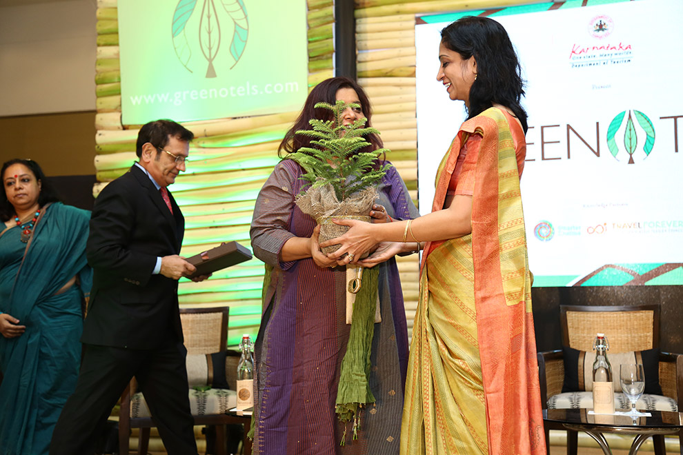 GreenOtels Convention 2016, Bengaluru