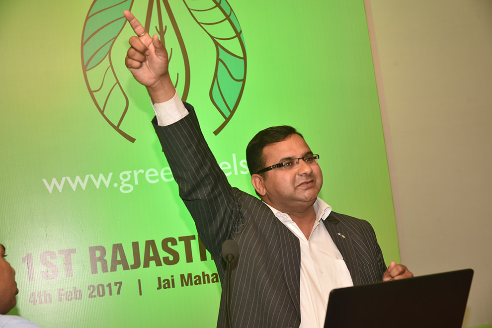 GreenOtels City Meet 2017, Jaipur
